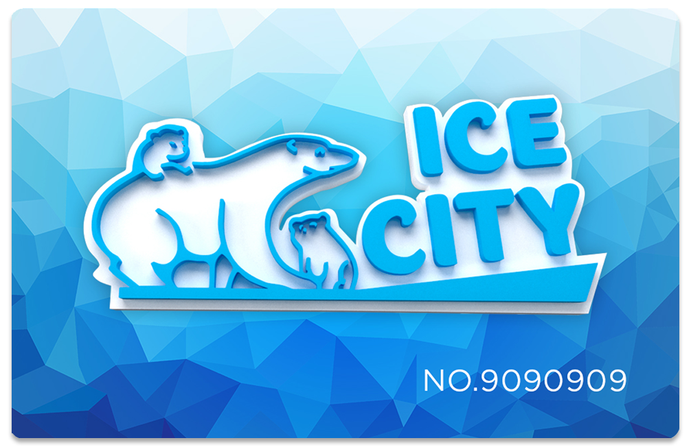 ice city cards